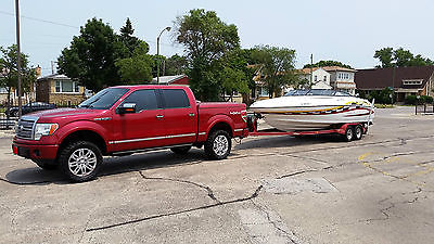 2000 GLASTRON CARLSON CSX LIMITED 27FT SPEED BOAT RARE