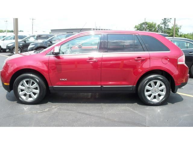 Lincoln : MKX AWD 4dr 2007 lincoln mkx awd 3.5 l navigation panoramic roof heated cooled seats tow pkg