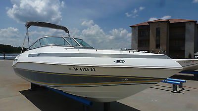 24 foot Cobalt Power Boat 1989 with new 357 Mercruiser (18 hrs.) and SS Prop