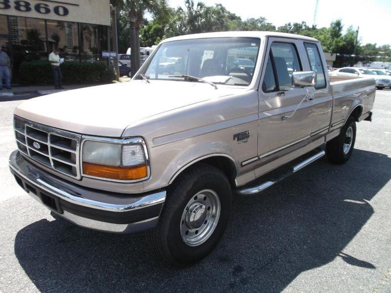 1997 Ford F250 2WD SuperCab Heavy Duty #B86453