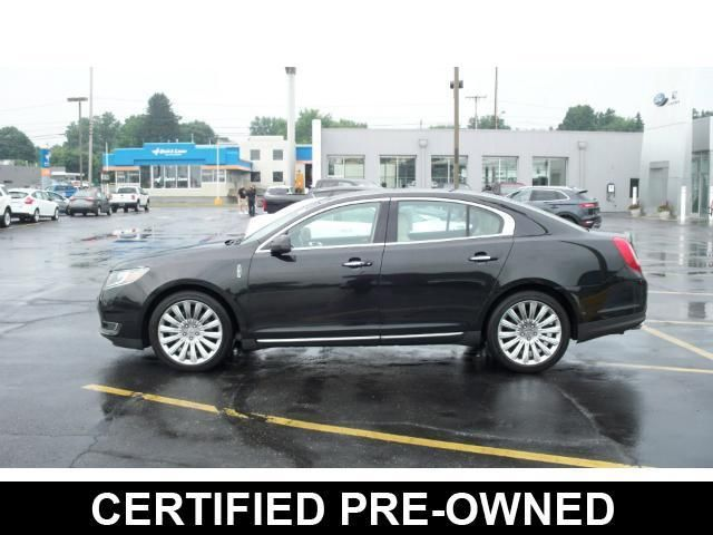 Lincoln : MKS 4dr Sdn 3.7L 2013 lincoln mks awd 3.7 l certified nav blindspot thx ii dual panel moonroof