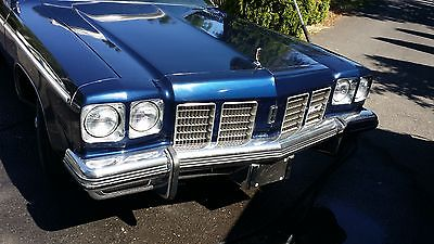 Oldsmobile : Other Delta 88 Royale Convertible - Rocket 455 75 delta 88 royale 95 k cherished miles 455 rocket sharp survivor