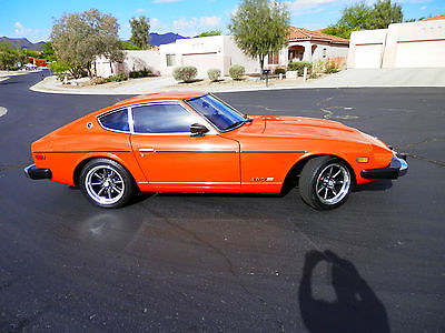 Datsun : Z-Series 280Z Almost perfect example of  a 1976 Datsun 280Z.