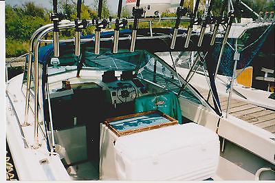 25' Cherokee Great Lakes Salmon Fishing Boat