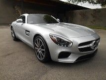 Mercedes-Benz : Other AMG GT S Iridium Silver / silver pearl/black nappa exclusive leather,panorama roof,loaded