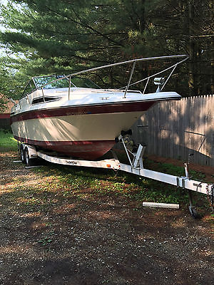 Sea Ray Sundancer 250 Newer motor, trailer lake Mich fishing excellent condition