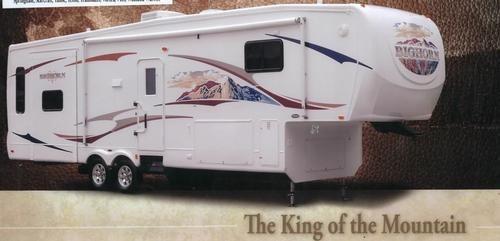 2008 Heartland RV Big Horn