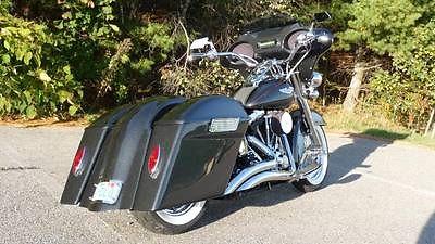 Harley-Davidson : Softail 2007 harley davidson softail deluxe custom bagger