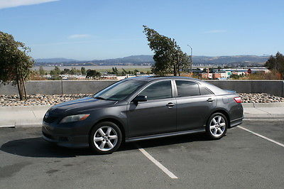 Toyota : Camry Special Edition 2007 toyota camry se 3.5 l v 6 no title for parts or project only
