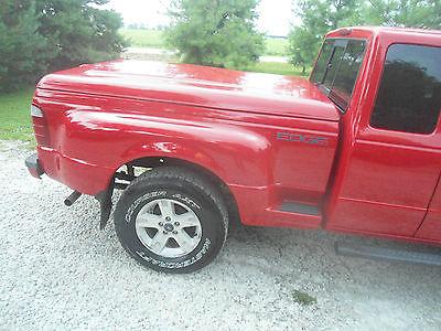 Ford : Ranger step side edge 2002 ford ranger edge extended cab pickup 4 door 3.0 l