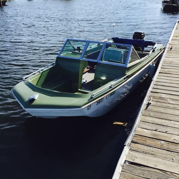 15 ft boat 45 hp outboard