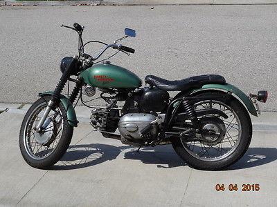 Harley-Davidson : Other Vintage Harley Davidson Sprint 1964 250cc  Only 480 miles!