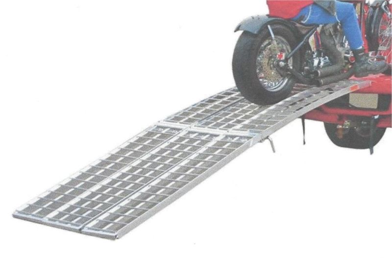 Motorcycle Loading Ramp for Pickup