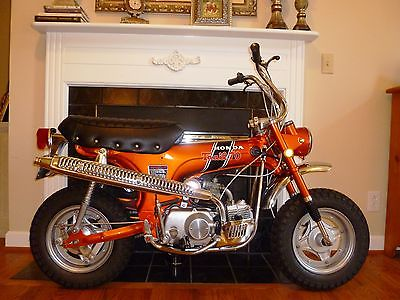 Honda : CT Honda HKO CT70 4 Speed Mini Trail Fully Restored with Title