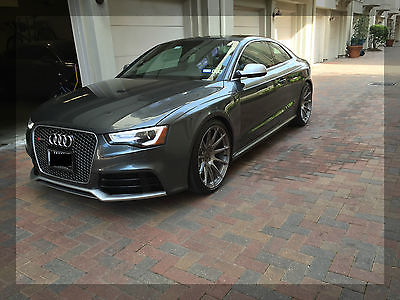 Audi : Other RS5 2013 audi rs 5 coupe quattro s tronic 60 k
