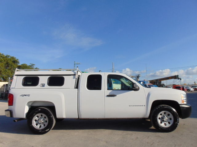 Chevrolet : Silverado 1500 WHOLESALE *IMMACULATE* 2008 CHEVY 4WD SILVERADO 1500 -EXTENDED CAB- 4X4 - UTILITY SERVICE