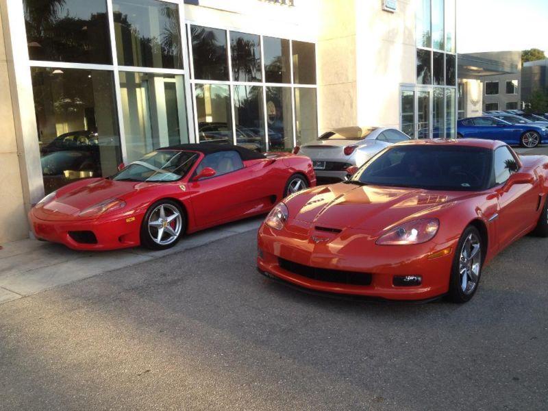 2011 Cheverolet Corvette GS
