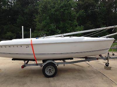 Hunter  170 Sailboat