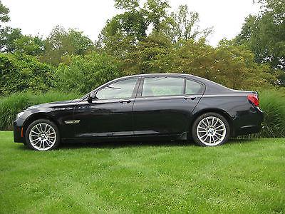 BMW : 7-Series 750 Li XDrive Loaded, 2010 BMW 750 Li XDrive, M Sport Package, Sedan