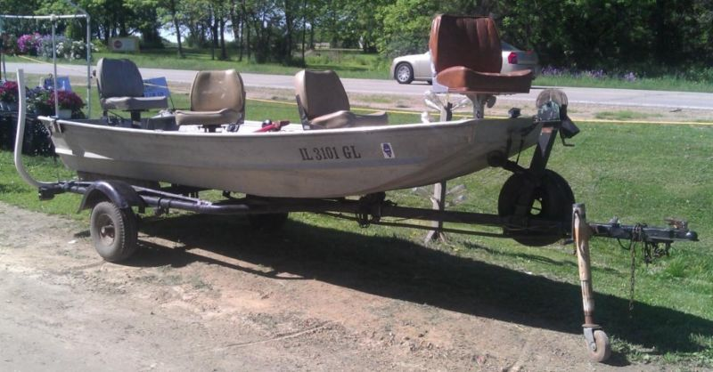 Trolling Motor Fish Boats For Sale