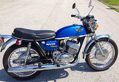 Suzuki : Other 1970 suzuki t 350 rebel mint cond