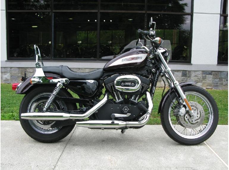 2007 harley davidson sportster 1200 roadster motorcycles for sale. Black Bedroom Furniture Sets. Home Design Ideas