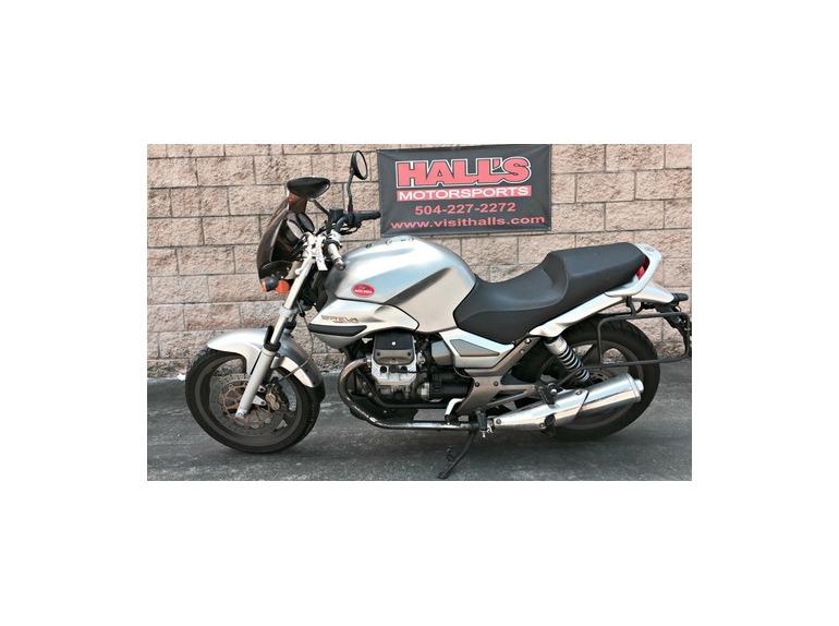 2004 Moto Guzzi GUZZI BREVA 750