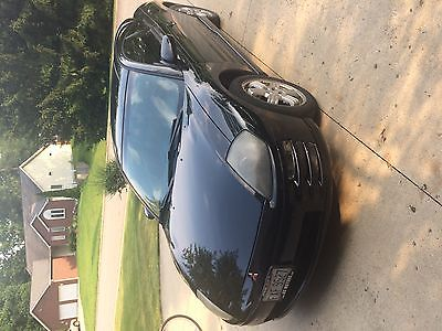 Mitsubishi : Eclipse GT Coupe 2-Door 2000 mitsubishi eclipse black great condition sun roof