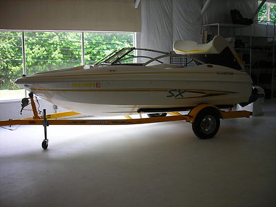 2004 Glastron 175 Bow Rider I/O 135 Hp.