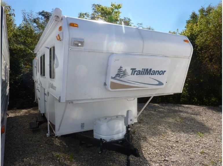 2007 Trailmanor Trailmanor 3023