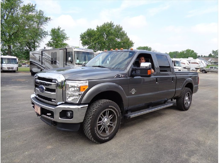2013 Ford F250 4x4