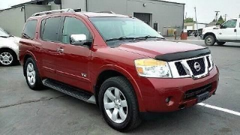 nissan armada 2008 boats for sale. Black Bedroom Furniture Sets. Home Design Ideas