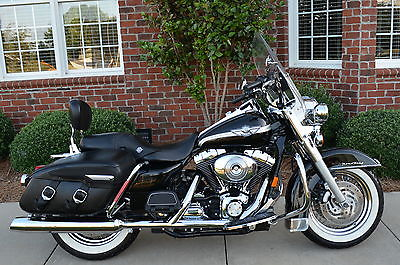 Harley-Davidson : Touring 2003 harley davidson 100 th annivesary road king classic 35 large photos
