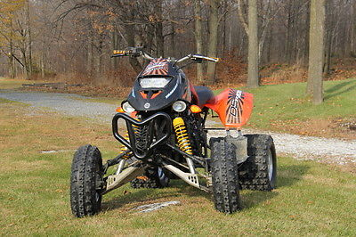 CUSTOM RACE READY MONSTER QUAD!!!!!!
