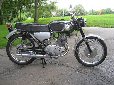 Honda : CB 1965 honda cb 160 runs and drives like a dream nice baby hawk