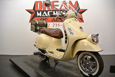 Other Makes : Vespa GTV 250 2009 vespa gtv 250 top of the line book value 4 065 financing available