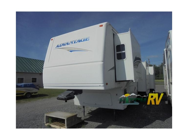2007 Fleetwood Rv Wilderness Advantage AX6 355RLQS