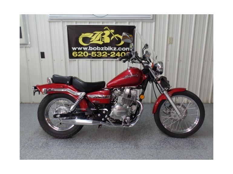 Honda rebel 250 motorcycles for sale in kingman kansas for Honda motorcycle dealership kansas city