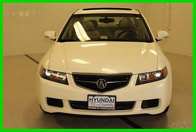 Acura : TSX 4DR SDN AT 2004 4 dr sdn at used 2.4 l i 4 16 v automatic fwd sedan premium