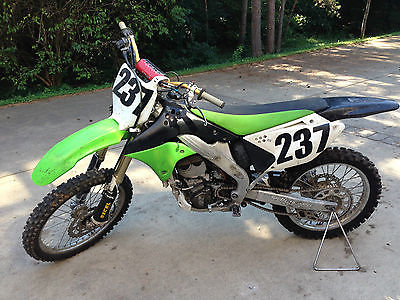 2006 Kx250f Motorcycles for sale