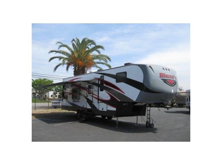 2015 Pacific Coachworks Blazen F295