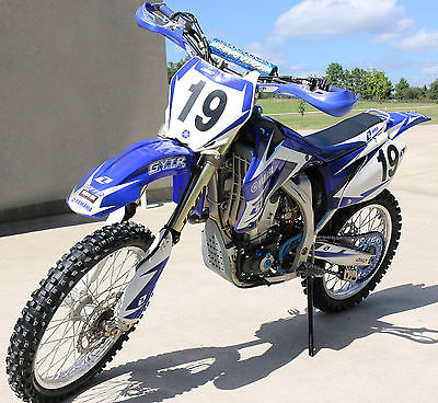 2009 yamaha yzf 450 motorcycles for sale for Yamaha 450 for sale