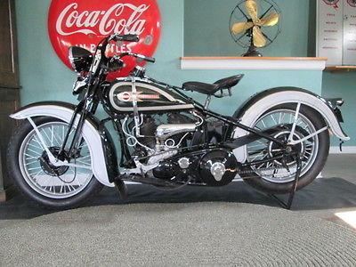 Harley-Davidson : Other HARLEY-DAVIDSON 1936 VLH EXCELLENT ORIGNAL