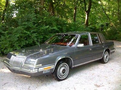 Chrysler : Imperial Base Sedan 4-Door 1993 chrysler imperial base sedan 4 door 3.8 l