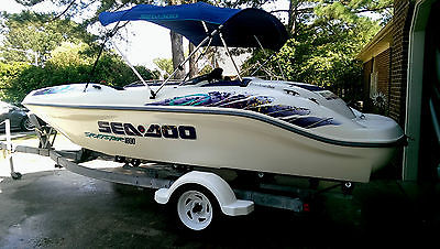 Sea Doo Sportster 1800 Boats For Sale