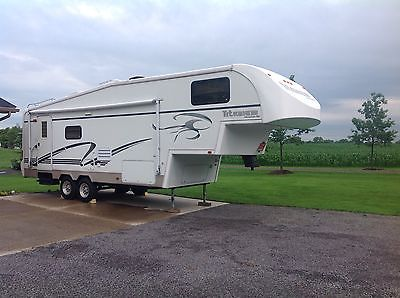 Glendale Titanium 5th Wheel Camper