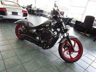 Yamaha : Other 2014 yahama stryker custom show or go only 649 original miles