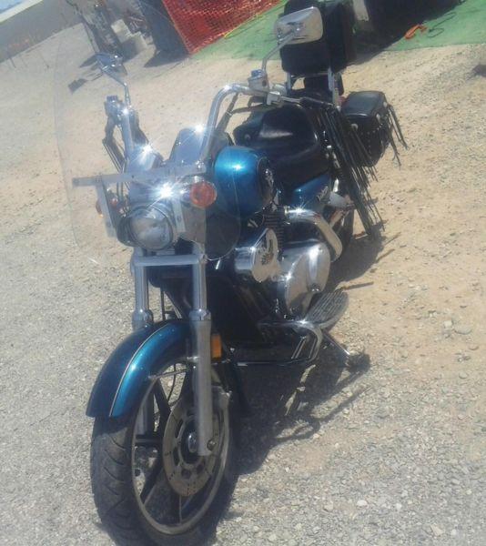 Kawasaki 1500 & 50cc Scooter