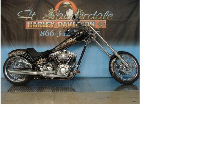 2007 American Ironhorse Texas Chopper