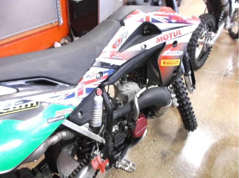 2012 Husqvarna WR 300